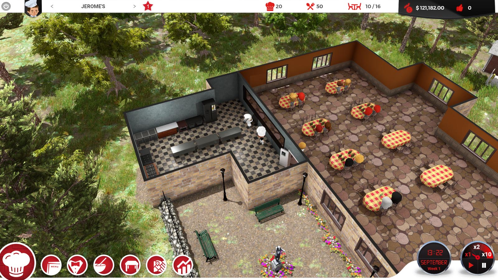 Chef - A Restaurant Tycoon Game from Italy with Love (And